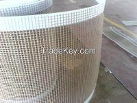 PTFE teflon fiberglass open mesh conveyor belt