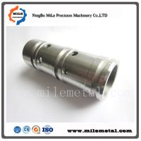 Precision cnc machining components customized, custom high quality valve stem