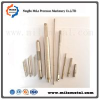 Precision OEM steel/Stainless steel linear shaft/gear shaft manufactur