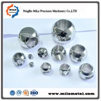 Stainless Steel Three-way Valve Ball