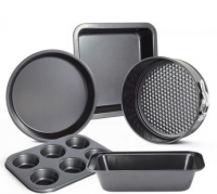 Non-stick 6 Cup Cake Pan Muffin Baking Pan