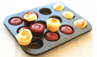 Non-stick Cup Cake baking pans
