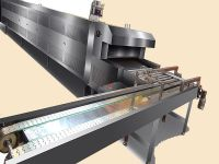Full automatic toast bread  production line /tunnel oven