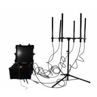 High Power  WIFI GPS 433Mhz   Vehicle  Drone Jammer