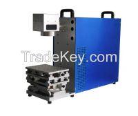 TBX series Portable Fiber Laser Marking Machine