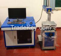 TFT series Separate Fiber Laser Marking Machine