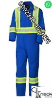 Life jacket flame retardant safety garments cover all uniform road work labour