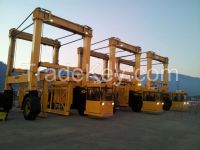Isoloader Straddle Carrier - Aluminium and Steel Ingot Carrier