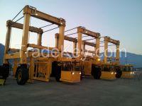 Isoloader Straddle Carrier - Aluminium and Steel Ingot Carrier