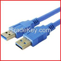 usb3.0 cable in Blue 6ft