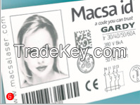 D-5006 Green laser engraving marking system, Macsa from Spain