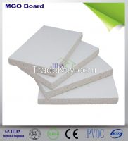 Heat Insulation Magnesium Oxide MGO Board 8mm