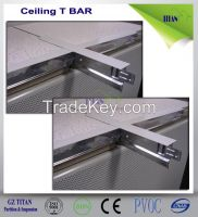 Ceiling T Bar for Suspention System 38mm
