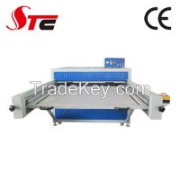 large format hydraulic t shirt printing machine