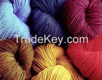 100% Wool Yarn For Knitting Sweater
