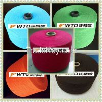 100% Cotton Dyed Yarn Low Price