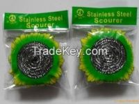 Stainless Steel Cleaning Ball for Kitchen Washing (Cleaning Scourer)