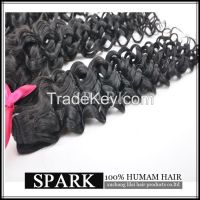 loose wave virgin human hair