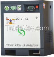 AS0.9-7.5 scroll air compressor