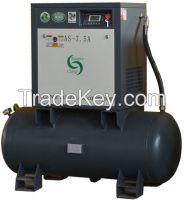 AS0.9-7.5G scroll air compressor