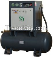 AS0.66-5.5G scroll air compressor