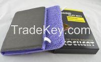 advanced material magic clay mitt car cleaning clay glove