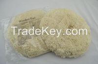 100% genuine wool car posling pad lamb buffering pads