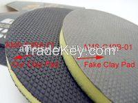 cleaning clay sponge pad car polishing pad