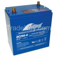 6v 4.5ah lead acid SMF battery for solar fan and home LED light