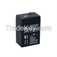 smf rechargeable bttery 6v 4.5ah agm solar light battery