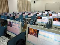 language laboratories with Windows System