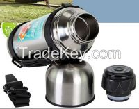 stainless steel,in vacuum thermos, insulated flask
