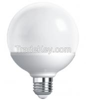 High quality LED lights 10W Ra>80 2700-6500K LED G-bulb with CE RoHs approval