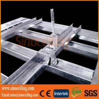galvanized steel channel, drywall steel profile