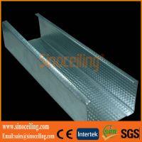 Drywall metal stud, drywall steel profile, drywall partition stud
