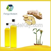 High Efficiency Refined Ginger Oil
