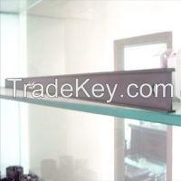 fabricated aluminum extrusion beam