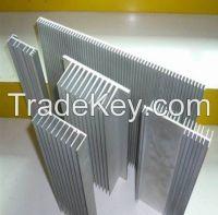 heat sink in aluminum