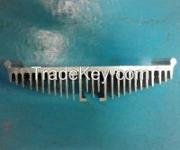 comb shape heat sink