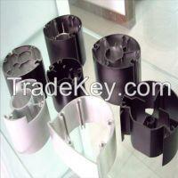 cnc machining aluminum profile