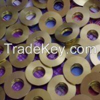 Aluminum alloy circle