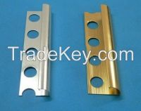 Aluminium trim