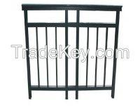 Aluminum railing