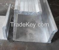 Aluminium extrusion work