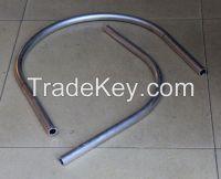 Aluminum pipe bending