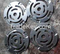 iron or aluminium stamping part