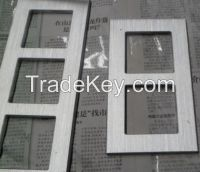Aluminium alloy frame for pictures photos
