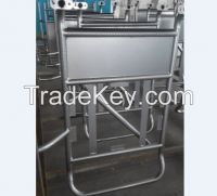 aluminium welding handrail