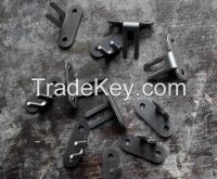 fabricated iron part