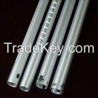Aluminium pipe fabrication